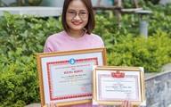 Nữ sinh đỗ 8 đại học tại Anh chia sẻ cách giành học bổng thạc sĩ
