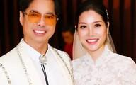 Ngọc Sơn tiết lộ về bộ ảnh cưới và danh tính cô dâu bí ẩn