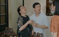 """Hoa hồng trên ngực trái - Tập 8: Phát hiện mẹ chồng giả điên, San (Diệu Hương) cũng """"phát điên"""" theo"""