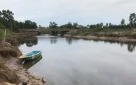 Người dân nơm nớp lo khi cá sấu xuất hiện trên sông