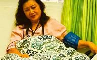 Bị nhồi máu cơ tim, NSND Kim Cương cấp cứu