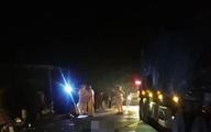 Ôtô đầu kéo tông xe máy, hai người chết