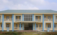 Trường 4 tỷ đồng bỏ hoang