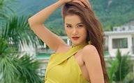 Người đẹp Hoa hậu Hoàn vũ Việt Nam 2019 khoe eo con kiến