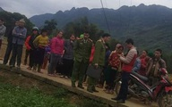 Cô gái trẻ tử vong bất thường giữa cánh đồng ở Hà Giang