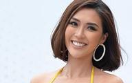 Người đẹp Hoa hậu Hoàn vũ lo lắng khi Quang Hải bị chấn thương