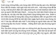 Nhã Phương lần đầu tiết lộ tên con gái và cuộc sống bên Trường Giang sau hơn một năm kết hôn