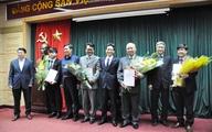 Bộ Y tế công bố quyết định điều động, bổ nhiệm, bổ nhiệm lại nhiều lãnh đạo đơn vị thuộc Bộ