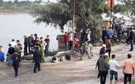 Lật thuyền trên sông, 2 vợ chồng chết thảm trong đêm