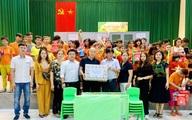 Tết Trung thu, Báo GĐ&XH trao hơn 20 triệu đồng của nhà hảo tâm tới trẻ em khó khăn SOS Hà Tĩnh