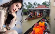 Đồng bào miền Trung bị bão lũ, nghệ sĩ Việt kêu gọi được hàng tỷ đồng ủng hộ