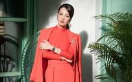 Nhan sắc tuổi 34 của á hậu Thụy Vân
