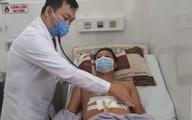 """Bỏ qua các """"thủ tục"""", bác sĩ khẩn cấp cứu sống bệnh nhân bị đâm thủng tim"""