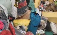 Không có tình trạng quần áo cứu trợ chất thành đống không sử dụng tại Quảng Bình