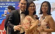 Nhan sắc mẹ chồng người Philippines của Tăng Thanh Hà