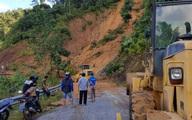 Sạt lở đất ở Quảng Nam: Tìm thấy 11 thi thể, nhiều người đang mất tích