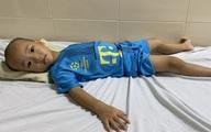Gia cảnh tuyệt vọng của đôi vợ chồng có con lớn 3 tuổi mắc ung thư, con út 2 tuổi bị bệnh down
