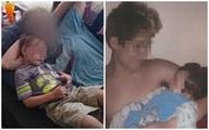 Thấy bảo mẫu cùng con trai thân thiết bất thường, người mẹ lén theo dõi và chết lặng với những gì nhận được
