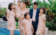 Vũ Thu Phương: Ông xã thích sự trìu mến và tình cảm của những cô con gái