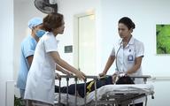 Lửa ấm tập 33: Minh bị tai nạn, được cả vợ và tình cũ lo lắng đưa đi cấp cứu
