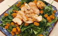 7 món salad yêu thích của Tăng Thanh Hà