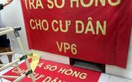 """Điểm danh những chung cư tại Hà Nội bị chủ đầu tư """"nợ"""" sổ hồng"""