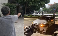 Nhân chứng kể lại thời điểm thanh tra Sở GTVT lái ô tô ngược chiều, tông nữ lao công tử vong