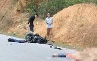 2 phụ nữ tử vong thương tâm khi xe máy đâm trực diện ô tô 7 chỗ