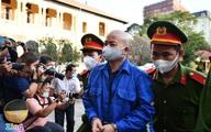 Ông Đinh La Thăng được đưa tới tòa