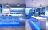 Không nhất thiết phải quá tốn tiền, vẫn có những cách thú vị để mang màu xanh vào phòng bếp nhà bạn