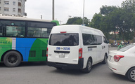 Hà Nội: Nam thanh niên đi xe máy bị hất tung sau va chạm với xe buýt, tử vong tại chỗ