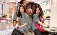 15 năm hôn nhân viên mãn của Minh Khang - Thuý Hạnh cùng hai cô công chúa đáng yêu