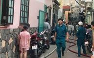 Điều tra vụ cháy ở TP.HCM khiến một phụ nữ tử vong