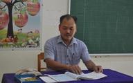 """Thầy giáo gần 30 năm """"ươm chữ"""" nơi vùng cao heo hút"""