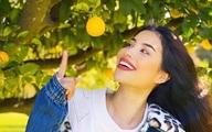 Hoa hậu Phạm Hương khoe thu hoạch trái cây tươi ngon trong vườn nhà ở Mỹ