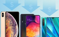 8 smartphone giảm giá đáng chú ý trong tháng 2