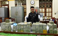 Tuyên 6 án tử hình trong đường dây mua bán gần 500 bánh heroin