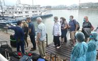 Lịch trình di chuyển của 5 khách đến Quảng Ninh cùng chuyến bay với BN34