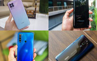 Những smartphone tầm trung và giá rẻ sở hữu cụm 4 camera