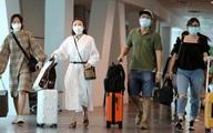 Sân bay Nội Bài đón 4 chuyến bay chở 264 người Việt Nam về từ vùng dịch COVID -19