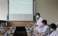 Bệnh viện Bệnh Nhiệt đới TƯ thông tin về 3 bệnh nhân cao tuổi nhiễm COVID-19 ở thể nặng phải dùng máy thở