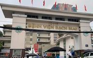 KHẨN: 4 việc cần làm ngay với những người đã tới Bệnh viện Bạch Mai từ 12/3 đến nay
