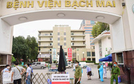 Cán bộ Bệnh viện Bạch Mai được cách ly ở khách sạn Mường Thanh Xa La