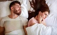 Ngủ ngáy khiến người chung giường gặp phải tình trạng sức khỏe tồi tệ này