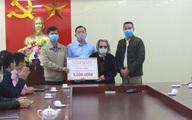 Mẹ Việt Nam Anh hùng 90 tuổi dành tiền tiết kiệm ủng hộ chống dịch COVID-19