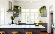 Những lưu ý khi trồng cây trong nhà bếp