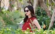 Hoa hậu Đặng Thu Thảo đã sinh con trai nặng 3,5kg