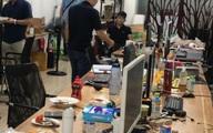 Hà Nội: Phá đường dây cờ bạc trên mạng trị giá 64 nghìn tỉ đồng