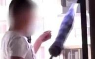 Cháu bé 6 tuổi cầm ô nhảy từ tầng 5 bắt chước phim hoạt hình