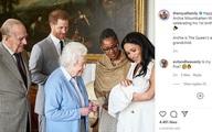 Con trai Meghan Markle và Hoàng tử Harry tròn 1 tuổi, Nữ hoàng Anh đã có hành động này khiến công chúng ngày càng nể phục
